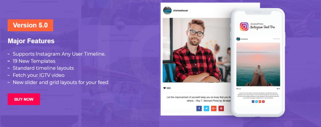 Best WordPress Instagram Feed Plugin