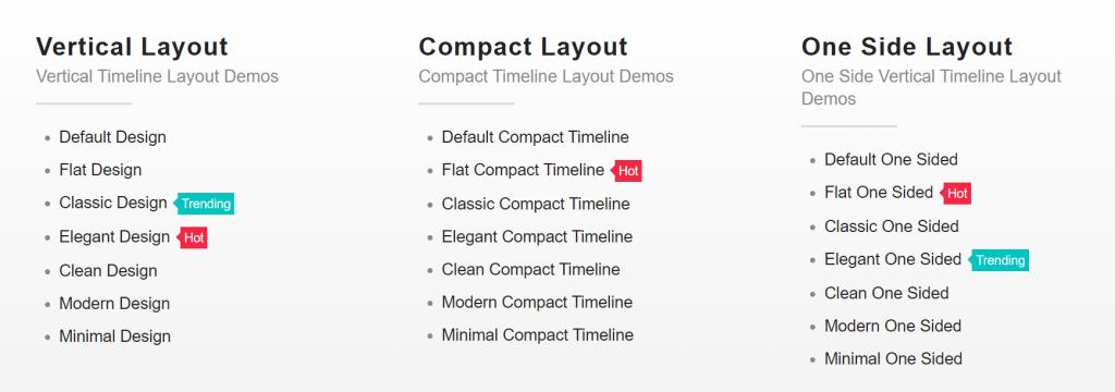 Best WordPress Timeline Plugin Cool Timeline Pro