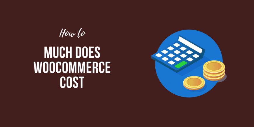 How much does WooCommerce cost