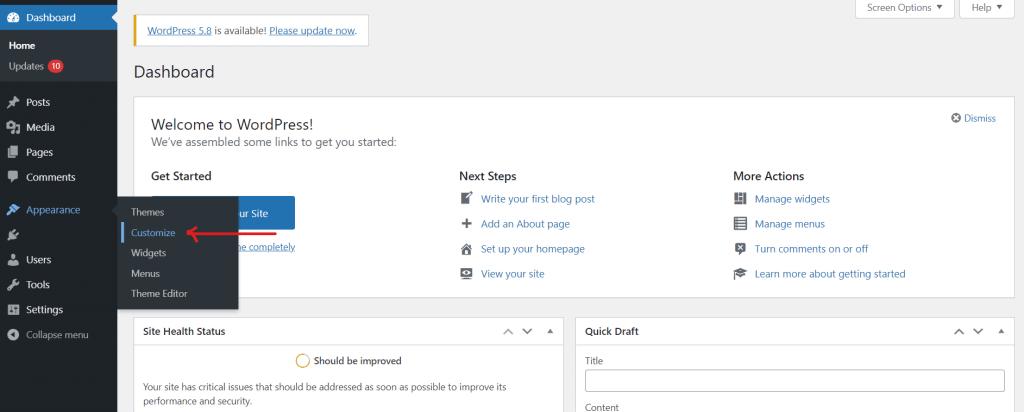 How to Add Custom CSS to WordPress