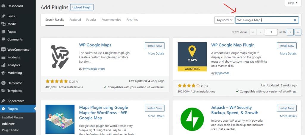 How to Add Google Maps to WordPress