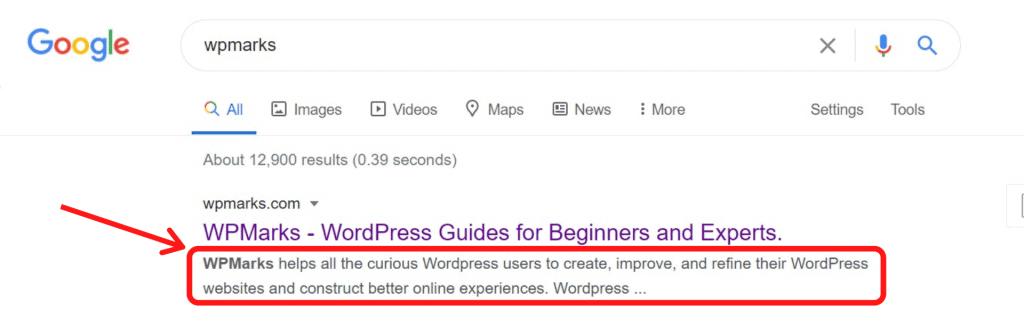How to Add Meta Tags in WordPress