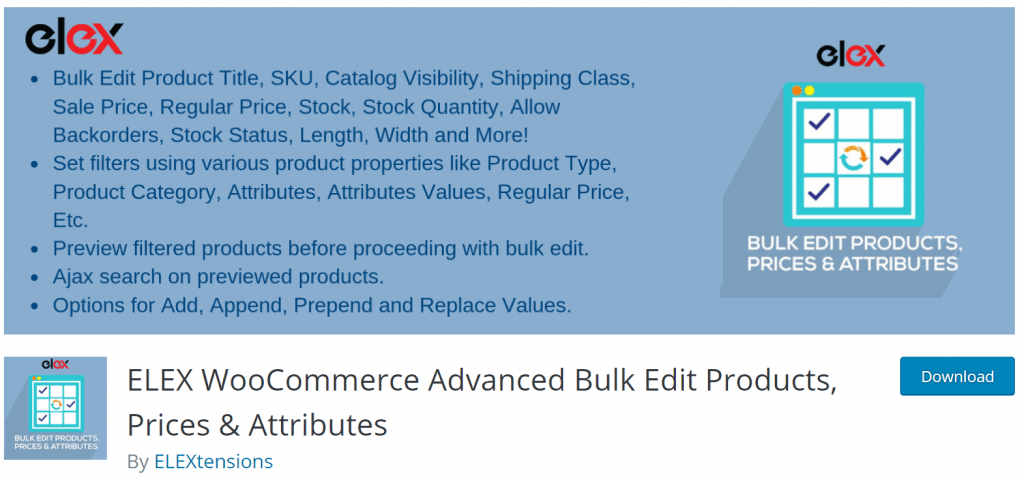 How to Bulk Edit Products in WooCommerce
