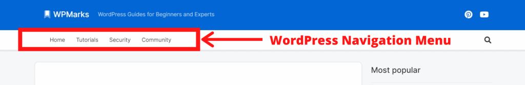 How to Change Menu Font Size in WordPress Easily