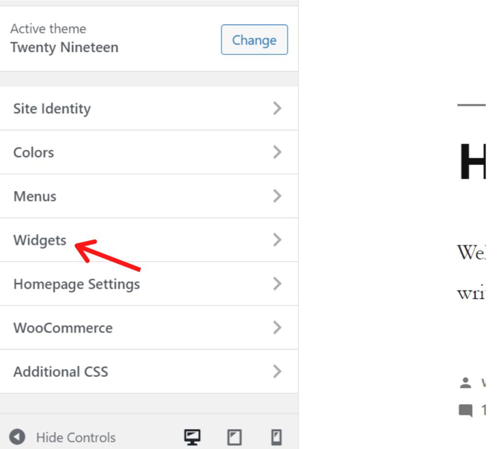 How to Edit Sidebar in WordPress Easily