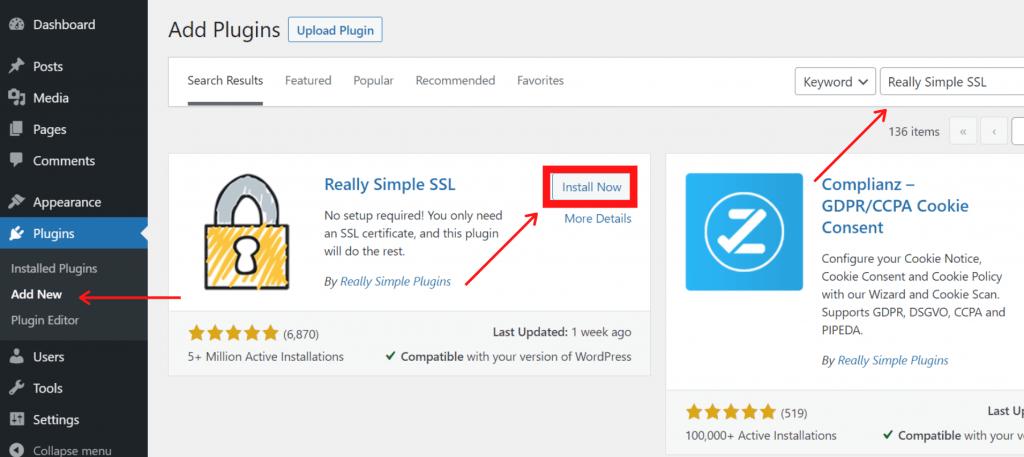 How to Install SSL Certificate WordPress Using Plugin