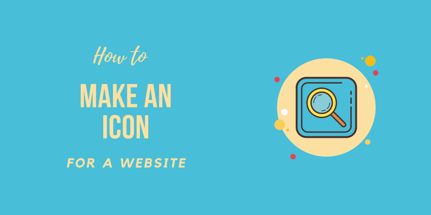 How to Make an Icon for a Website