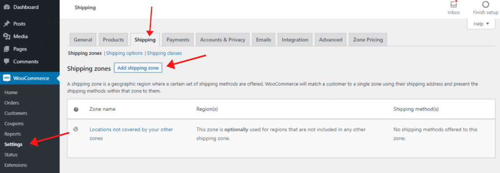How to Set Up Shipping in WooCommerce in 2021