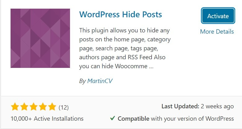 How to UnPublish a Blog Post in WordPress Website Use the Plugin