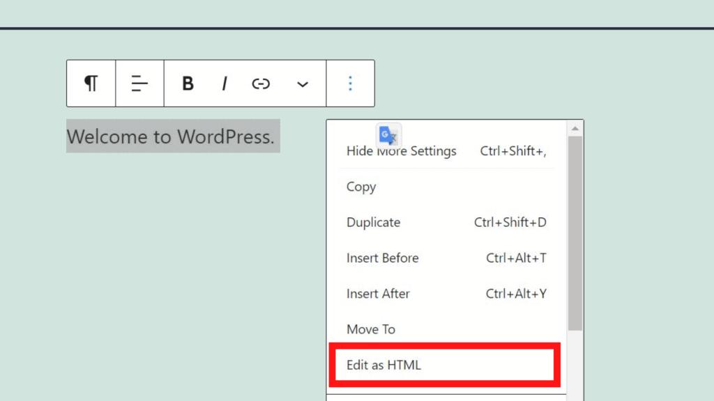 How to Underline in WordPress 2021