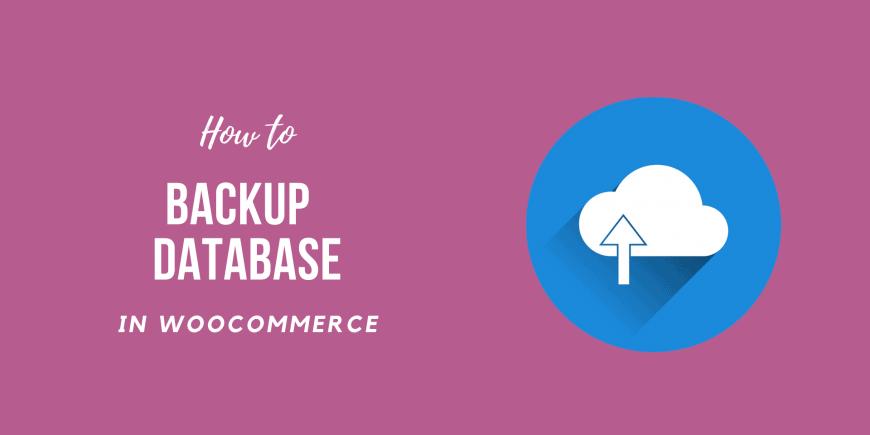Learn How to Backup WooCommerce Database using phpMyAdmin