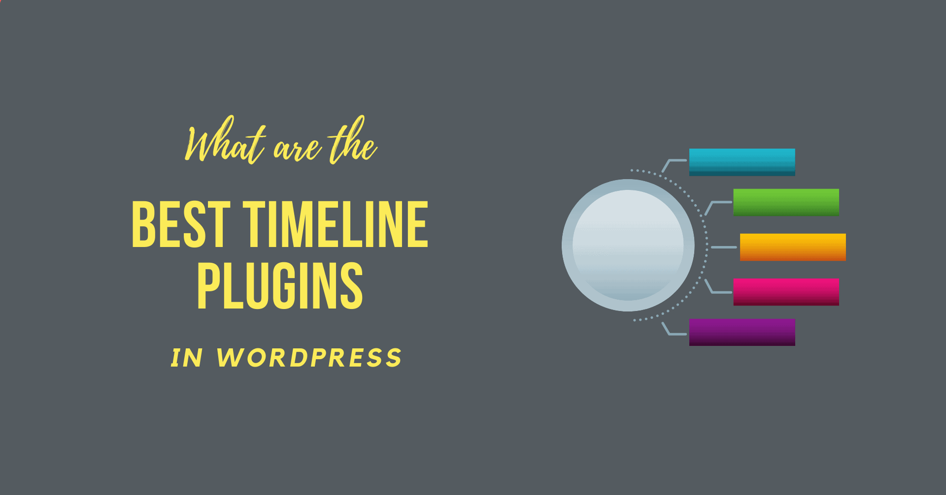 What are the Best WordPress Timeline Plugin 2021